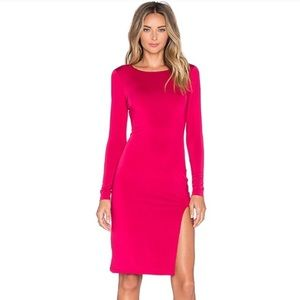 NEW Lovers + Friends Perfect Long Sleeve Dress